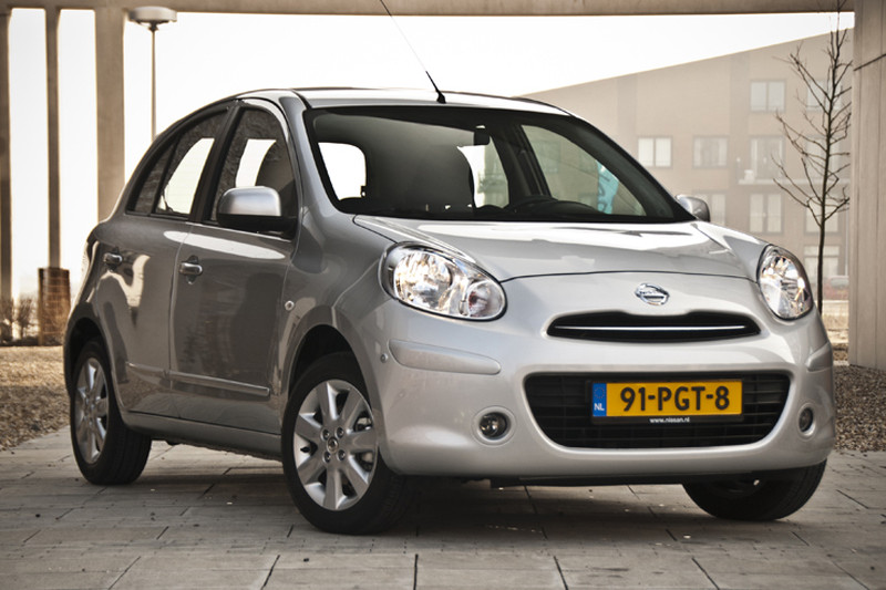 Nissan Micra 1.2 CVT Connect Edition