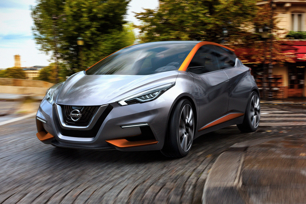 Volgende Nissan Micra krijgt hoogwaardiger interieur\' - Autonieuws ...