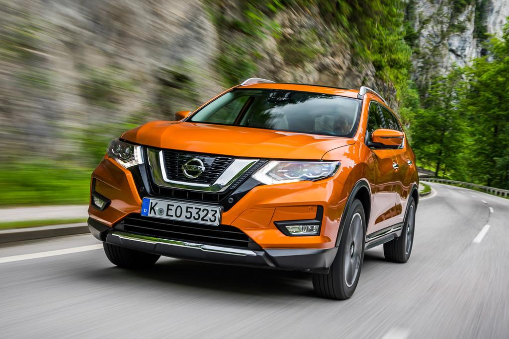 Nissan X-Trail met nieuwe motoren te bestellen