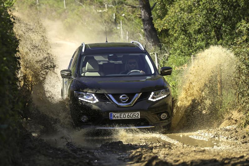 Tot 4.000 euro voordeel op Nissan X-Trail