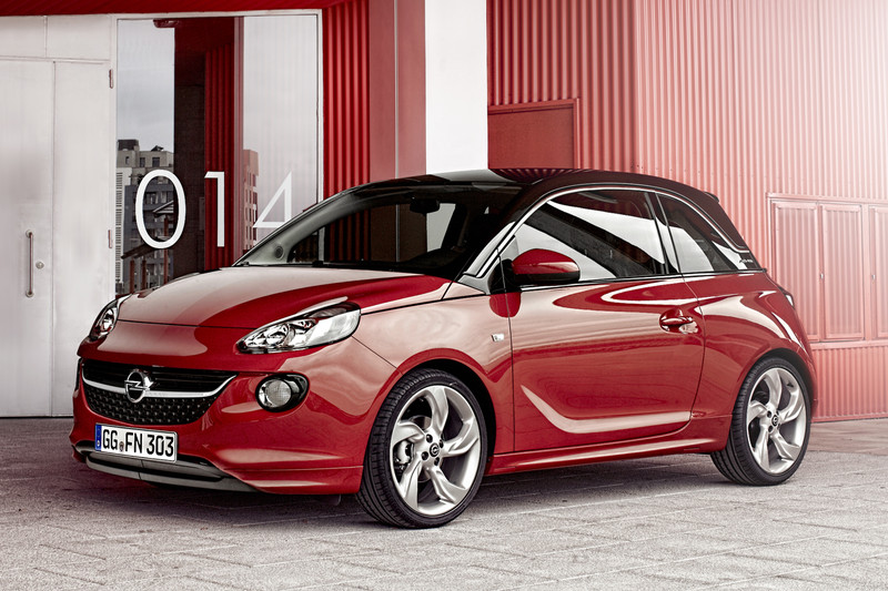 opel adam cabrio in de planning autonieuws. Black Bedroom Furniture Sets. Home Design Ideas