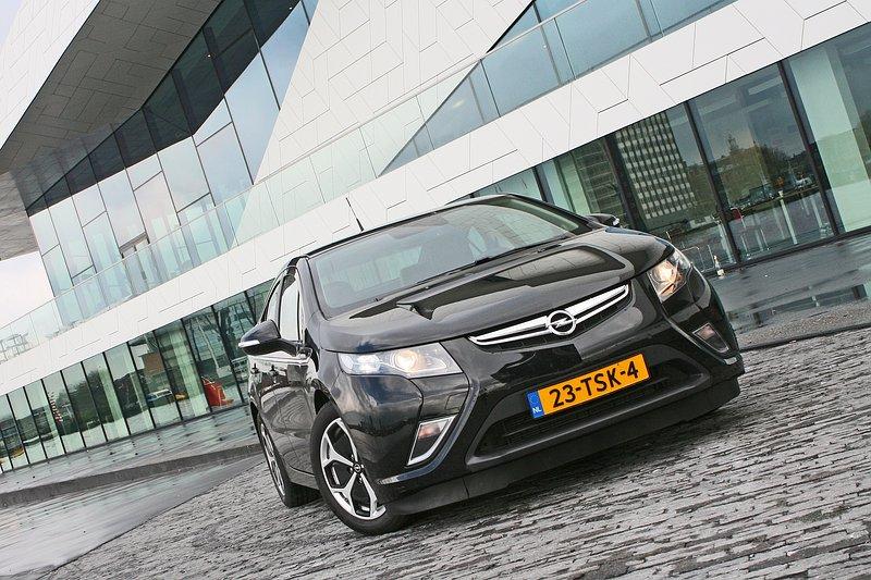 Test Opel Ampera 2012 Autokopen