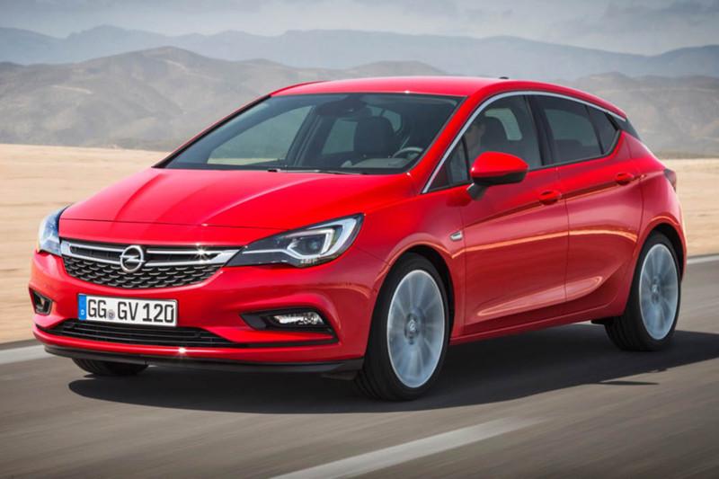 Nieuwe Opel Astra Hier Zijn De Prijzen Autonieuws Autokopen Nl