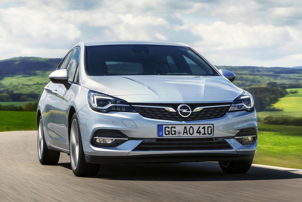 Vernieuwde Opel Astra vanaf 24.199 euro