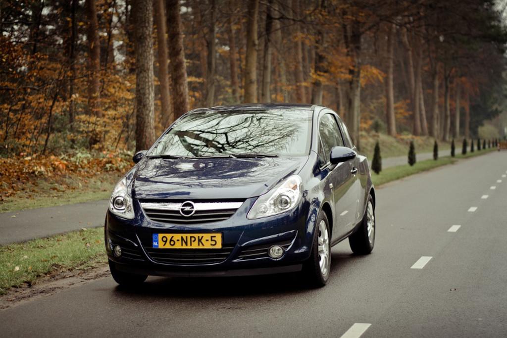 Test Opel Corsa 2010 Autokopennl