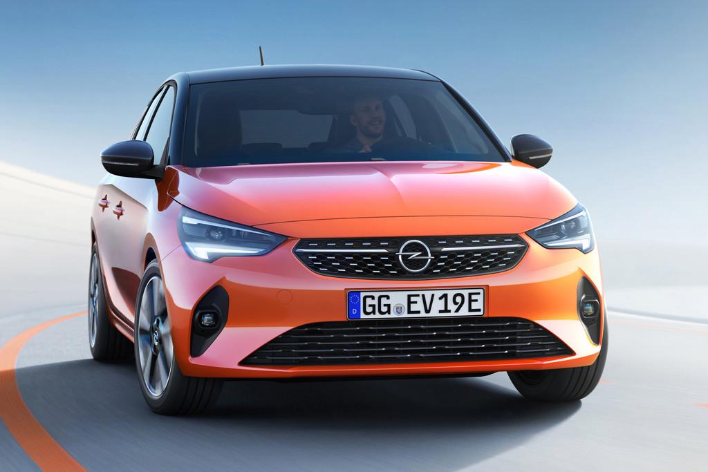 Nieuwe Opel Corsa wordt elektrisch