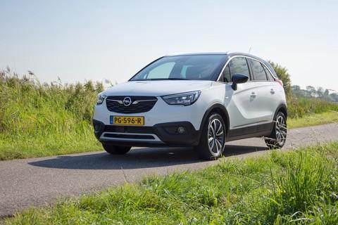 Opel Crossland X: de X van flexibel
