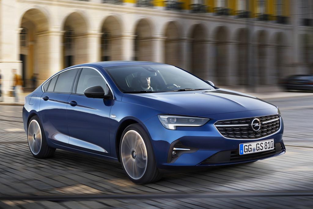 Facelift voor Opel Insignia