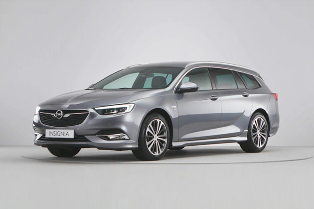 Opel Insignia Business Executive