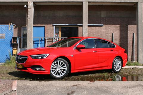 Opel Insignia: de Vectra is terug