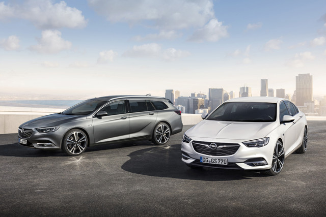 Opel Insignia Grand Sport en Sports Tourer