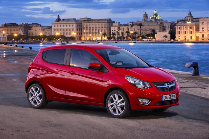Opel Karl Ook Als Elektrische Auto Autonieuws Autokopen Nl