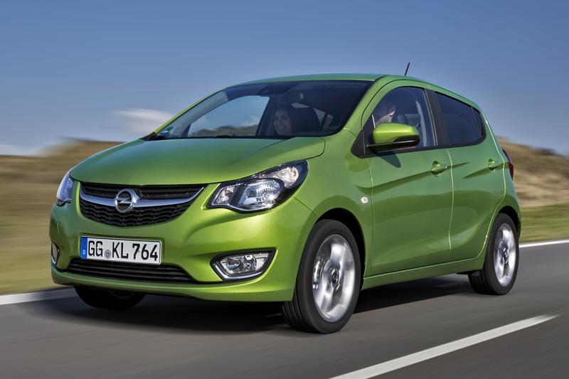 Opel Bepaal 't Zelf Lease