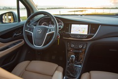 Opel Mokka X 1.6 CDTi innovation dashboard