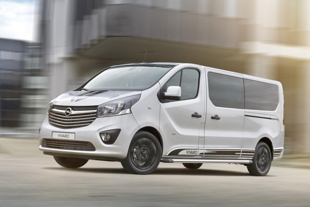 Oryginał Opel Vivaro Innovation 2.0 is luxe, gelimiteerde bus - Autonieuws LE75