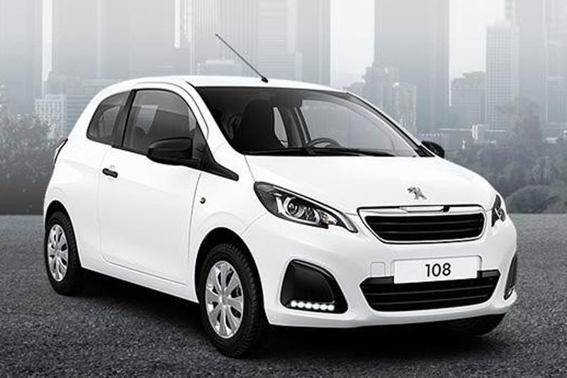 Peugeot 108 tijdelijk vanaf 9.995 euro