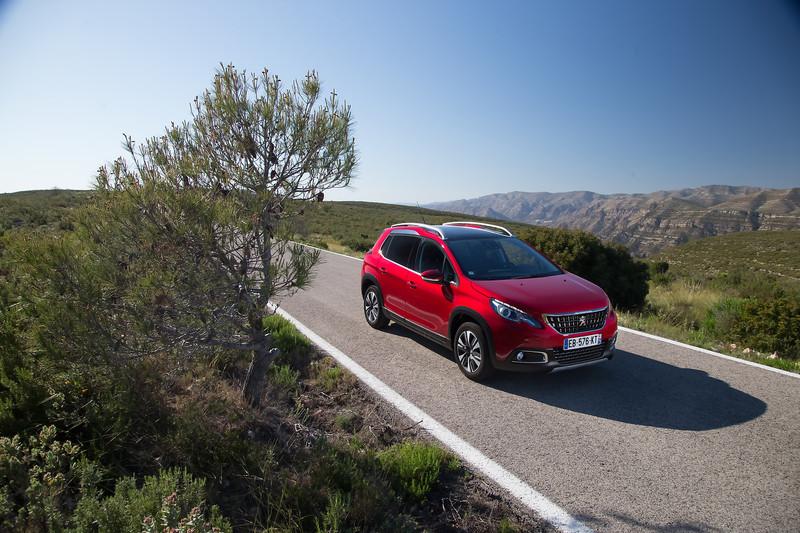 Peugeot Summer Drive: voorraadvoordeel