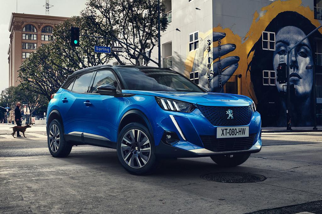 Nieuwe Peugeot 2008: niet de veilige weg