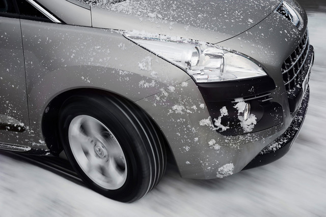 Peugeot Wintercheck uitnodiging