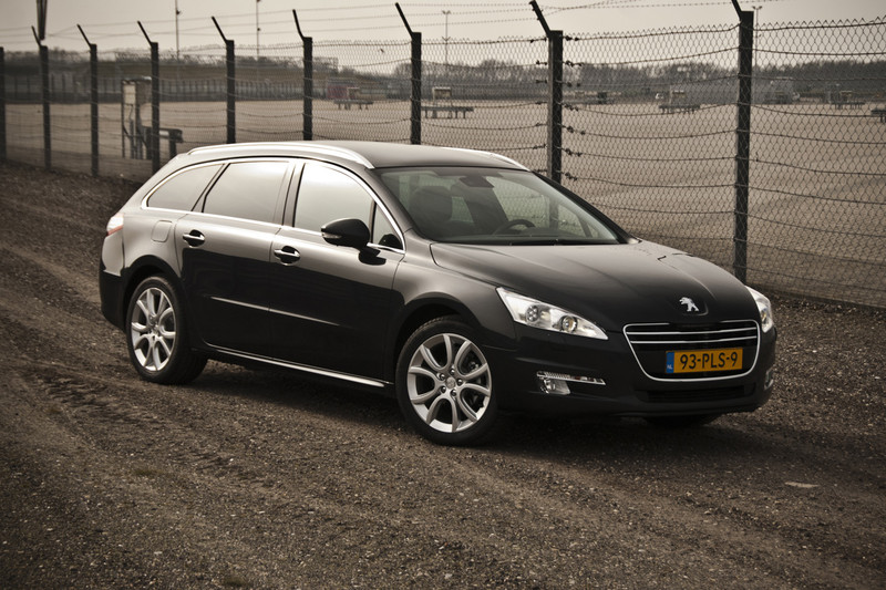 Peugeot 508 SW Active 2.0 HDi 140 pk