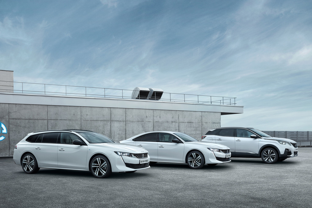 Nieuws Peugeot 508 Hybrid En 3008 Hybrid En Hybrid4 Autokopen Nl