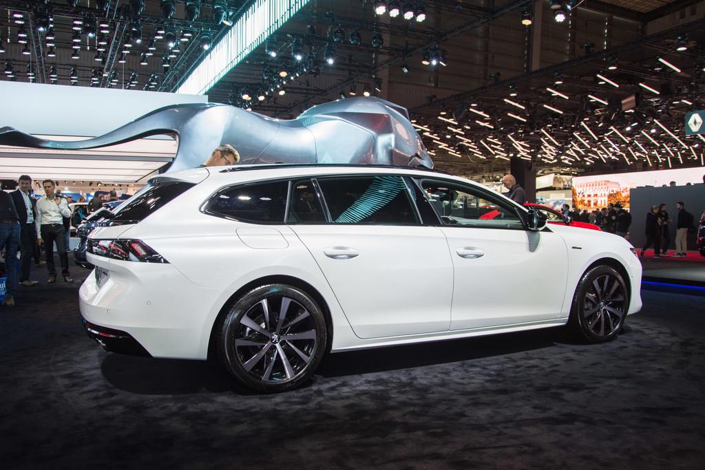 Nieuws Debuut Peugeot 508 Sw En Plug In Hybrid Autokopen Nl