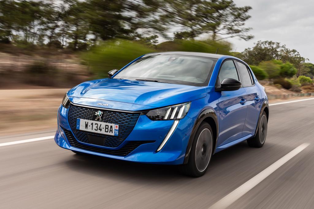 Peugeot verlaagt leaseprijzen e-208 en e-2008