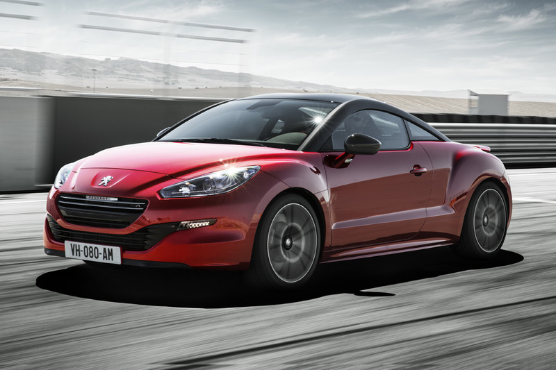 prijs peugeot rcz r bekend autonieuws. Black Bedroom Furniture Sets. Home Design Ideas
