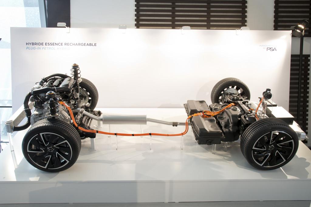 Elektrische Auto S Peugeot En Citroen Met 450 Kilometer Actieradius