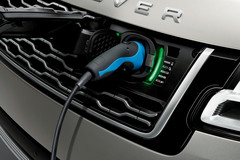 Plug-in hybride Land Rover