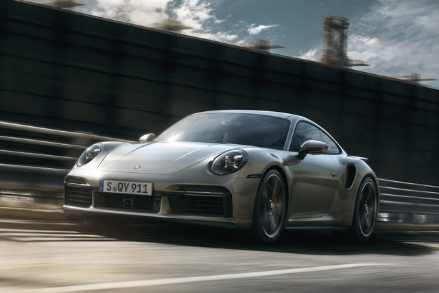0-200 in 8,9 seconden: Porsche 911 Turbo S