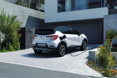 Renault Captur E-Tech Plug-in 2020