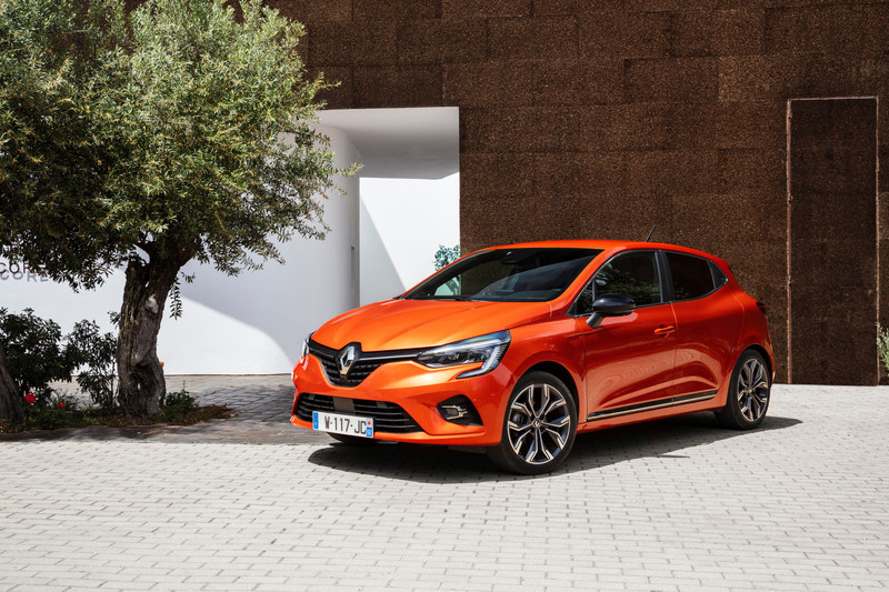 Renault Clio private lease voordeel