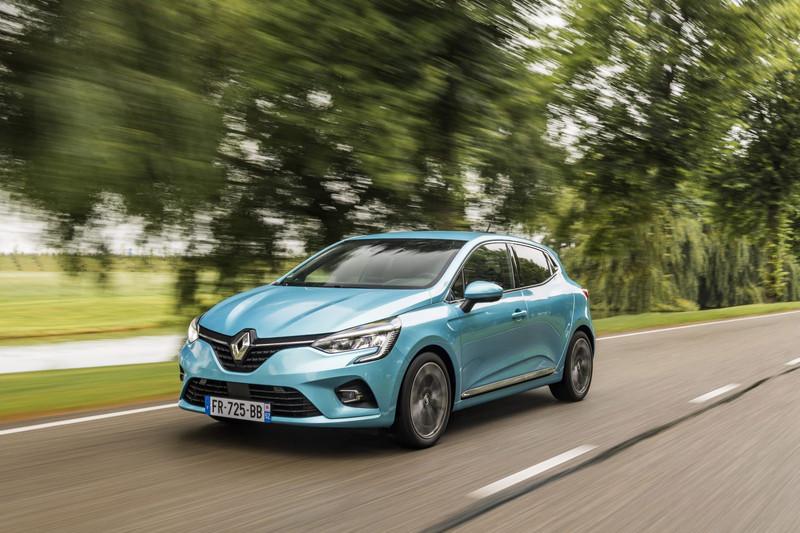Renault Clio en Captur hybride Business-uitvoeringen