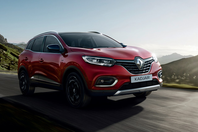 Renault Kadjar 2019 Black Edition