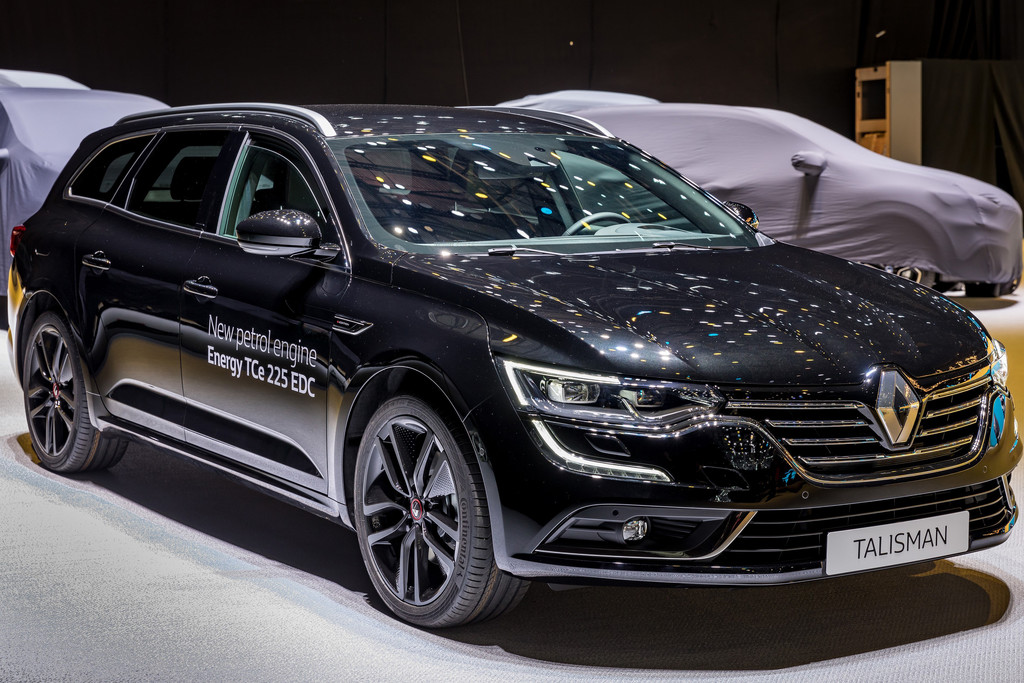 renault talisman nu in sportieve s edition autonieuws. Black Bedroom Furniture Sets. Home Design Ideas