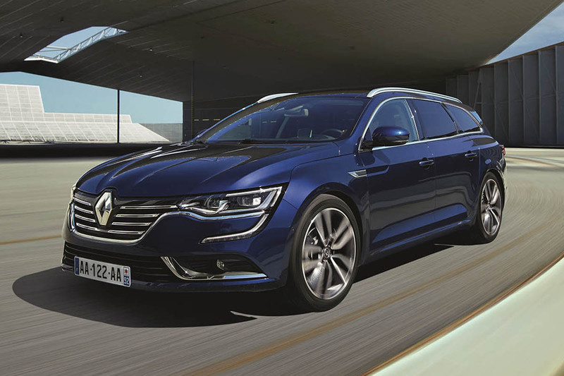 renault onthult talisman estate autonieuws. Black Bedroom Furniture Sets. Home Design Ideas