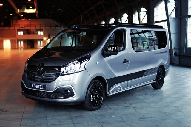 Renault Trafic Limited