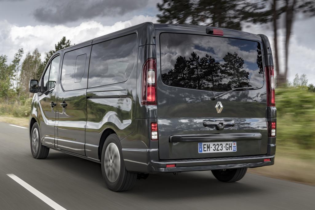 Renault Trafic Spaceclass Luxebusje Voor Grote Gezinnen