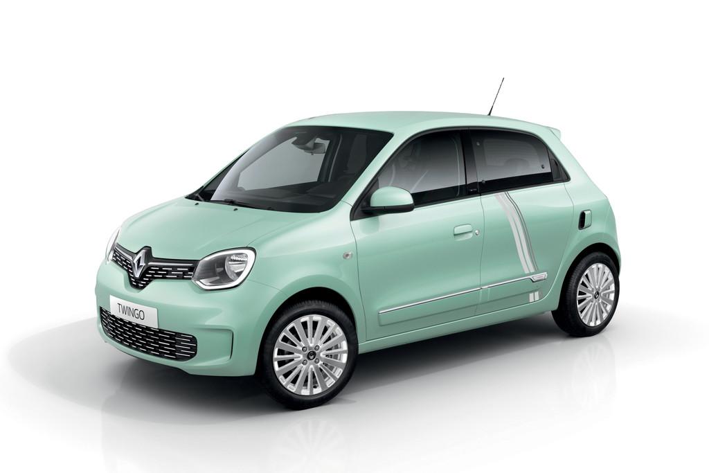 Renault Twingo Electric is vanaf 20.590 euro verkrijgbaar