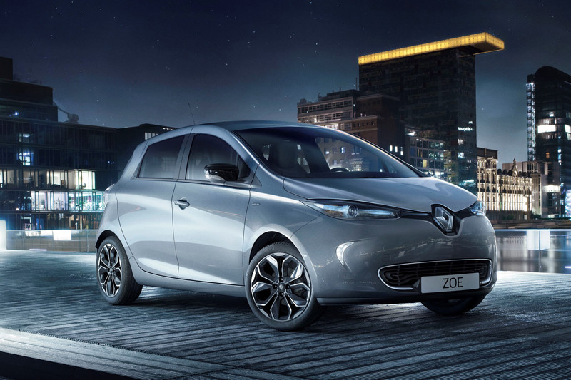 Renault Zoe Iconic komt als limited edition