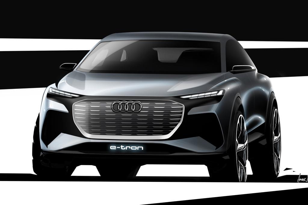Nieuws Audi Q4 E Tron Komt Eind 2020 Begin 2021 Autokopen Nl