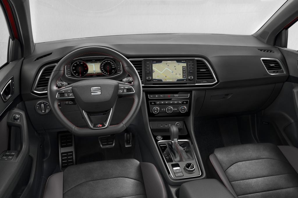 seat virtual cockpit nu verkrijgbaar autonieuws. Black Bedroom Furniture Sets. Home Design Ideas