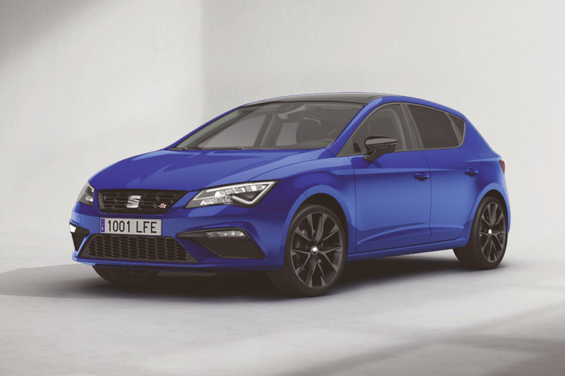Seat Leon Ultimate Editions