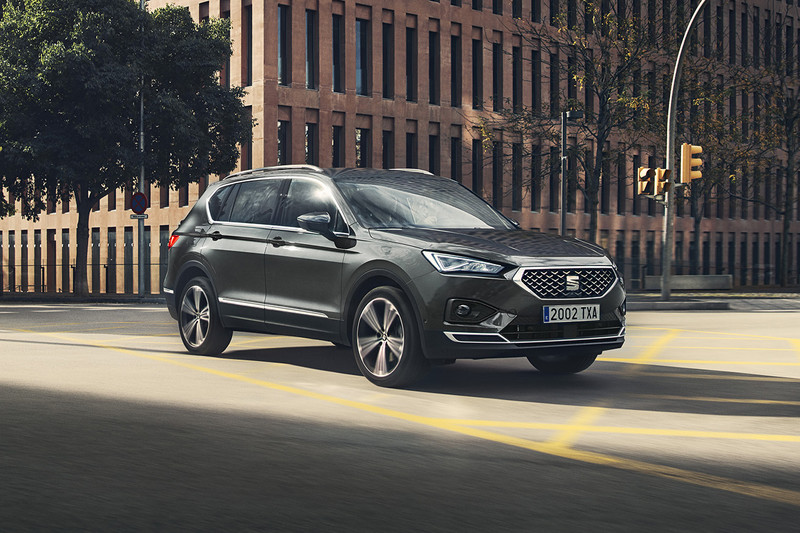 Seat Tarraco Limited Editions