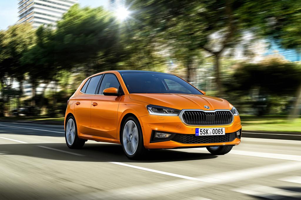 De nieuwe Škoda Fabia
