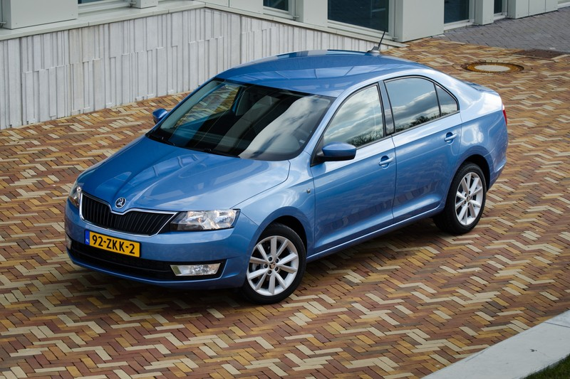 Skoda Rapid 1.2 TSI 86 pk Elegance Businessline