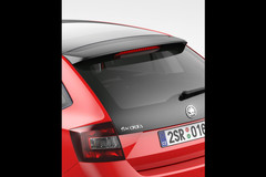 Skoda Rapid Spaceback 2013 teaser