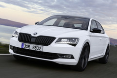 Skoda Superb 2017 - Sportline Business