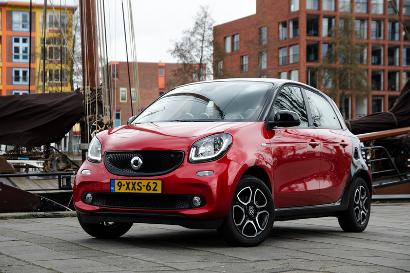 Smart Forfour: Smart stretched limo